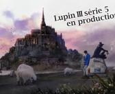 La série inédite Lupin III Partie 5 sur La Chaine Mangas en novembre