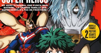 Couverture AnimeLand 2018