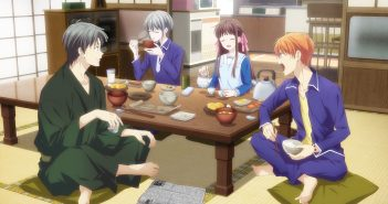 Fruits Basket Teaser 2