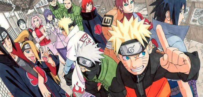 2020, une année exceptionnelle pour le manga Naruto en France