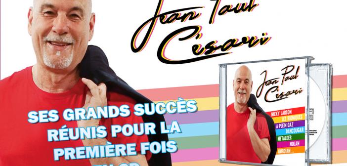 Jean-Paul Césari (Nicky Larson) sort un CD best-of
