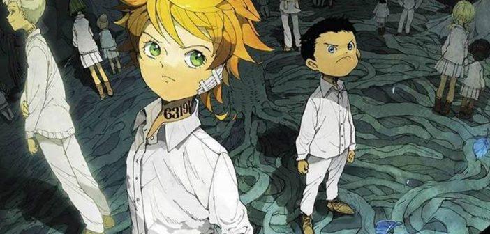 Kaiu Shirai et Posuka Demizu publient des récits courts avec l'épilogue de The Promised Neverland