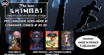 The Last Shinobi Hors série