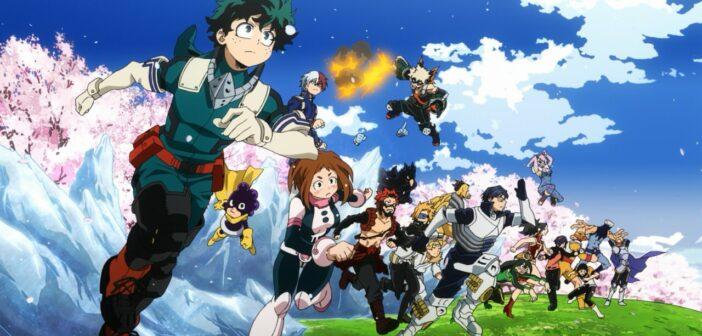 Les spectateurs du film My Hero Academia recevront un manga bonus
