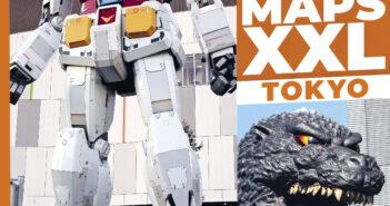 Manga Maps Tokyo XXL