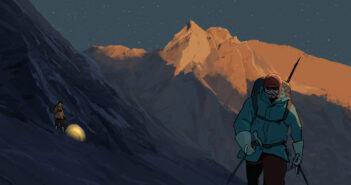 Le film d'animation Le Sommet des Dieux au cinéma le 22 septembre