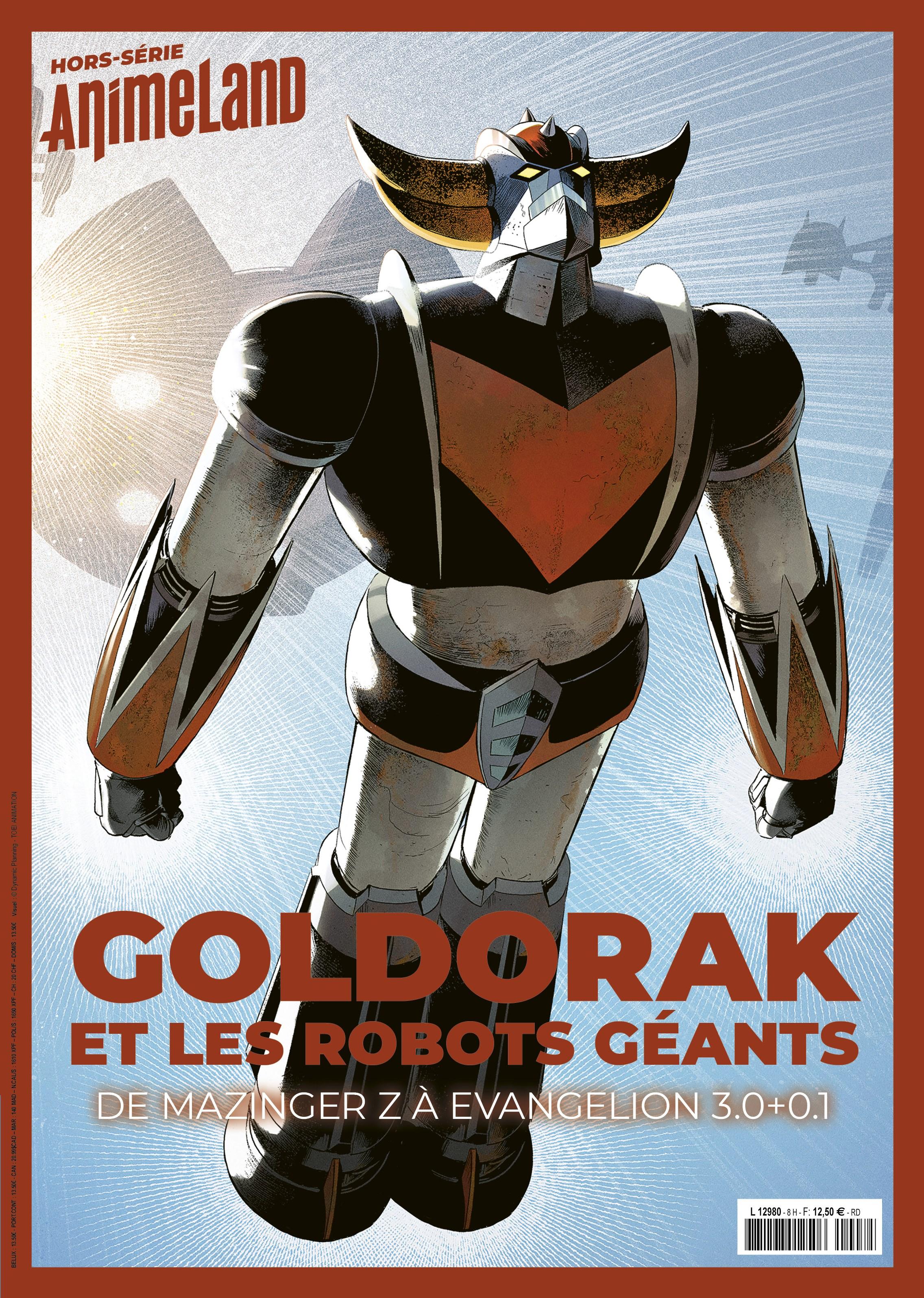 AnimeLand HS Goldorak
