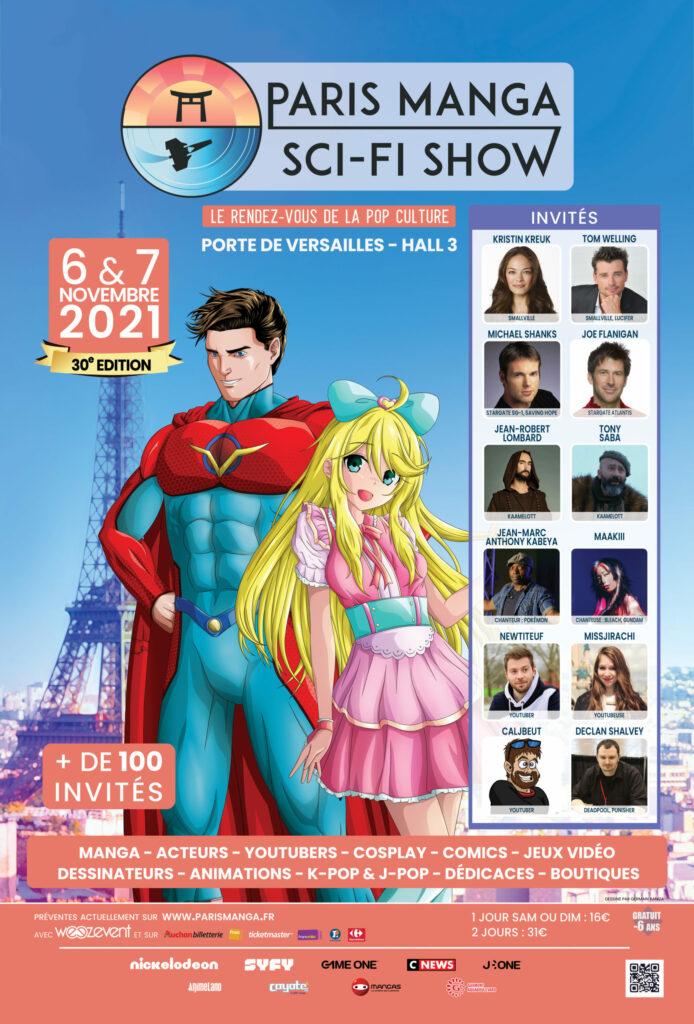 Paris Manga 2021